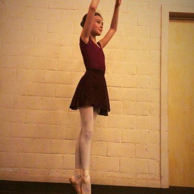 ballet B pointes